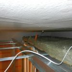 Structure métallique plafond